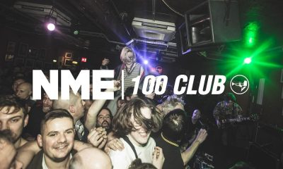 NME 100 Club courtesy Inside Out Agency