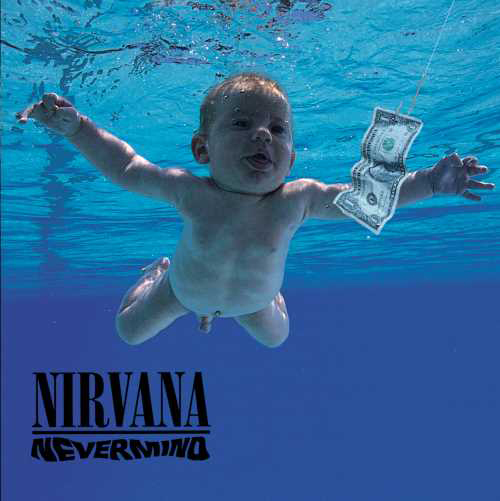 Nirvana Nevermind Album
