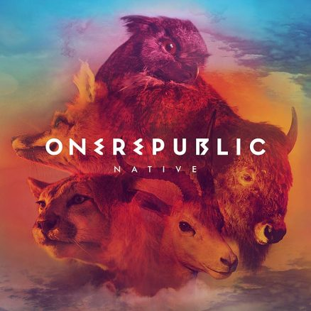 OneRepublic Native album cover 820