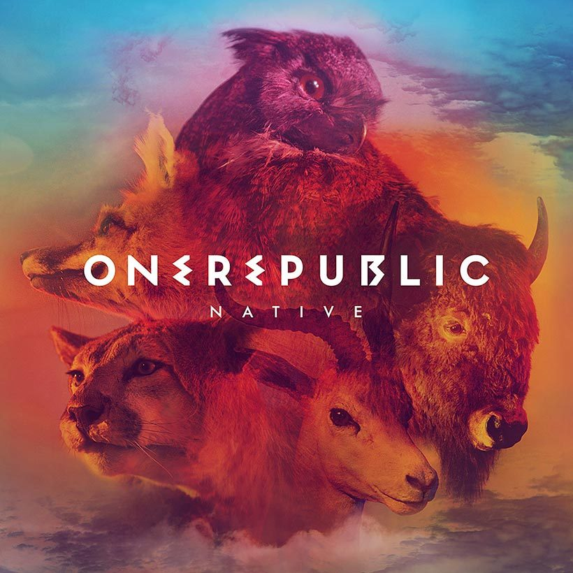 OneRepublic Native album cover 820