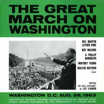 The Great March On Washington Motown album