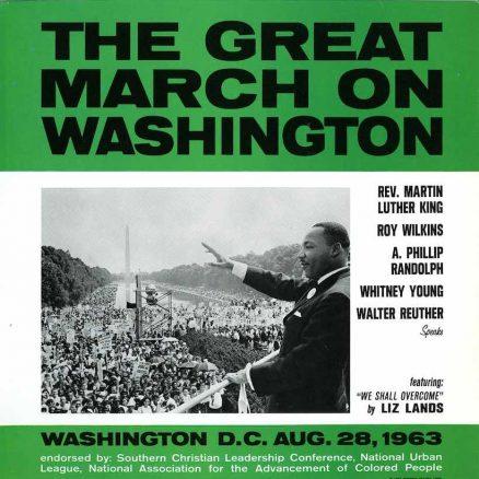 The Great March On Washington Motown album