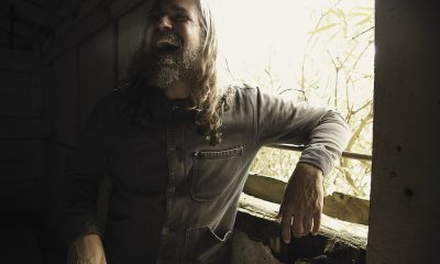 The White Buffalo Press Shot