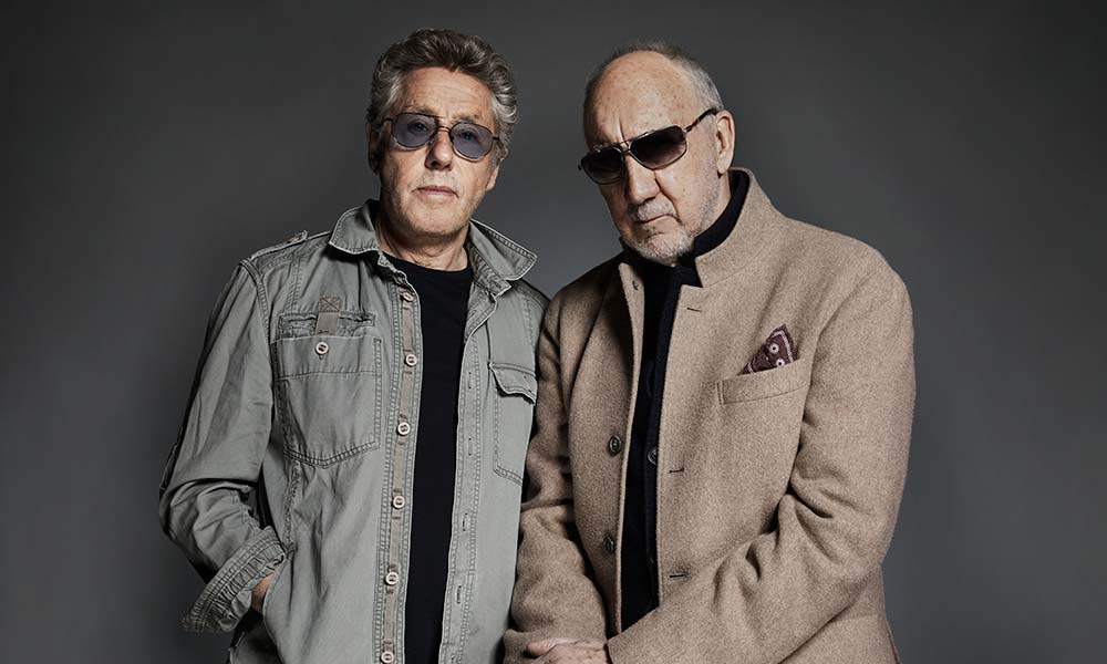 The Who 2019 press credit Riick Guest