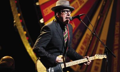Elvis Costello by Chad Batka
