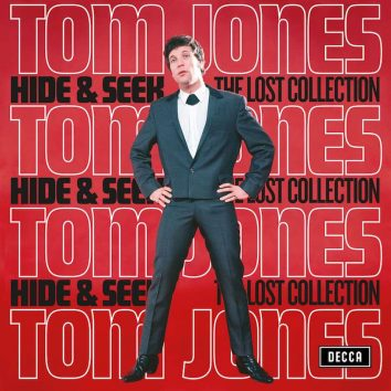 Tom Jones Hide & Seek album