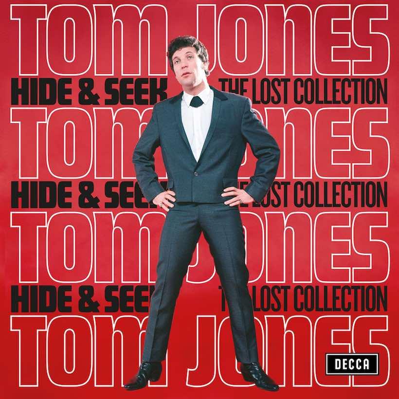 Tom Jones Hide & Seek album