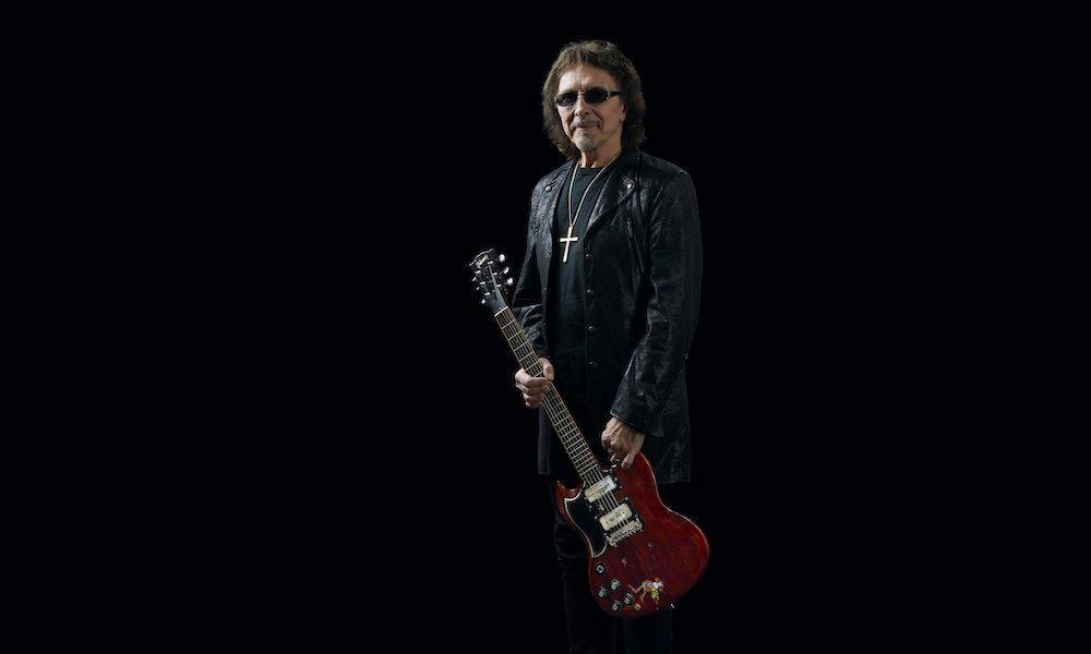 Tony Iommi credit Gibson