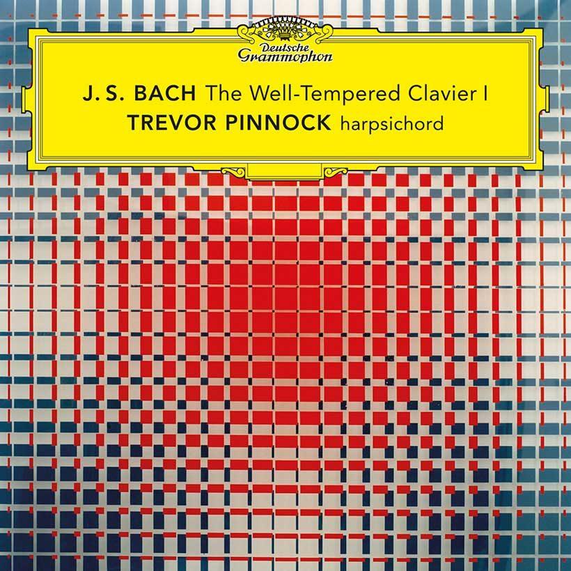 Trevor Pinnock Well-Tempered Clavier cover