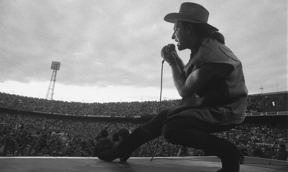 Best Irish songs - U2 Bono