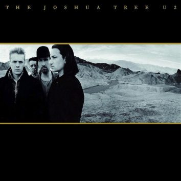 U2 The Joshua Tree album