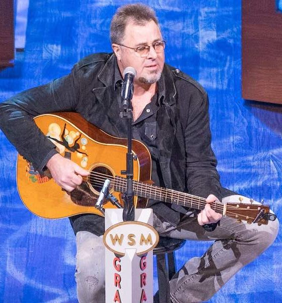 Vince Gill Grand Ole Opry credit Mark Mosrie