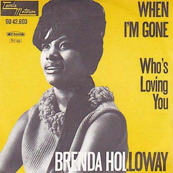 When Im Gone Brenda Holloway
