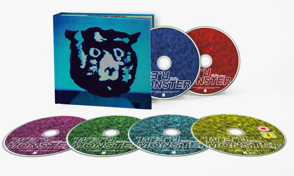 R.E.M. Monster 25 Box Set