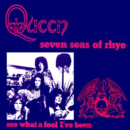 Queen Seven Seas of Rhye
