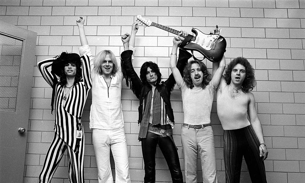 Aerosmith - Artist Page