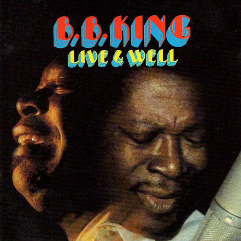 BB King Live and Well