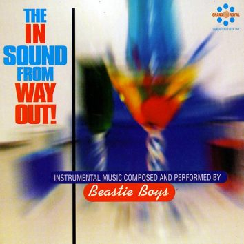 Beastie Boys The In Sound From Way Out
