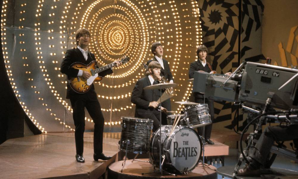 Beatles 1966 TOTP GettyImages 85511532