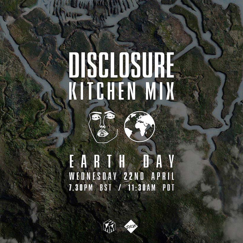 Disclosure Earth Day Mix