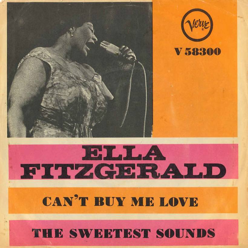 Ella Fitzgerald's 'Can't Buy Me Love': Queen Of Jazz Meets George Martin