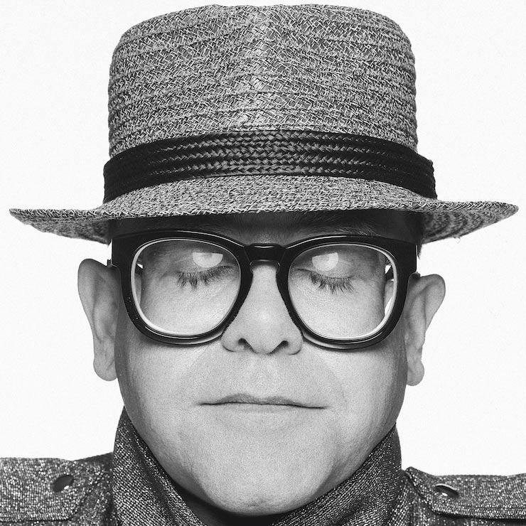 Elton John - Terry O'Neill Morrison Hotel Gallery