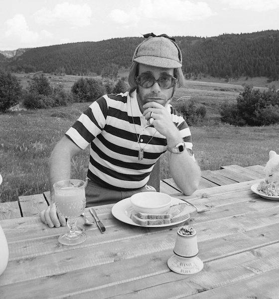 Elton John - Terry O'Neill - The Morrison Hotel Gallery - SIR: A Retrospective of Rock Royalty