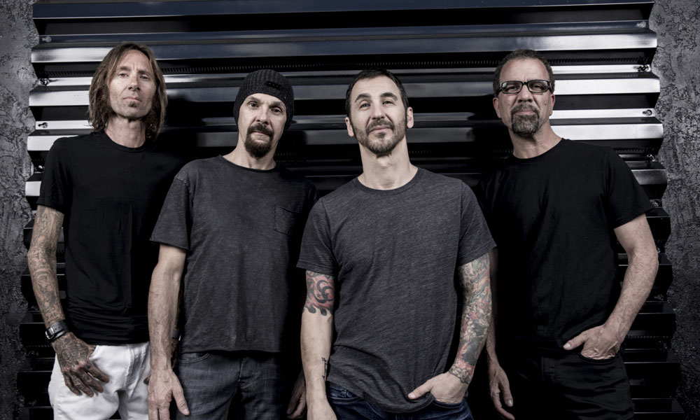 Watch The video For Godsmack's New Single, Unforgettable