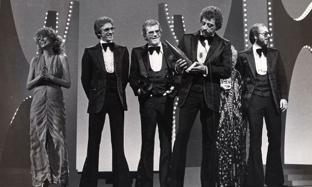 Harold Reid The Statler Brothers CMA Awards