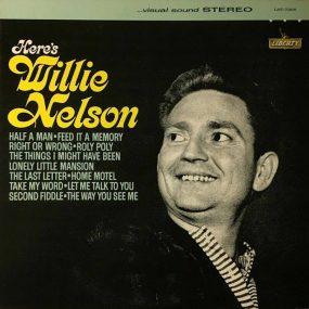 Heres Willie Nelson album