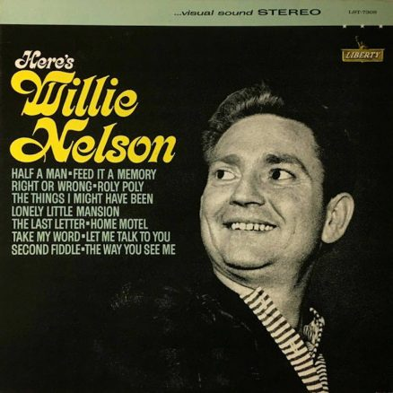 Heres Willie Nelson album