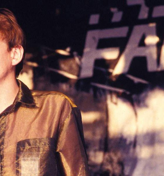 Mark E. Smith The Fall