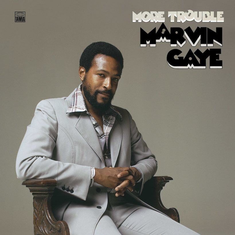 Marvin Gaye More Trouble album