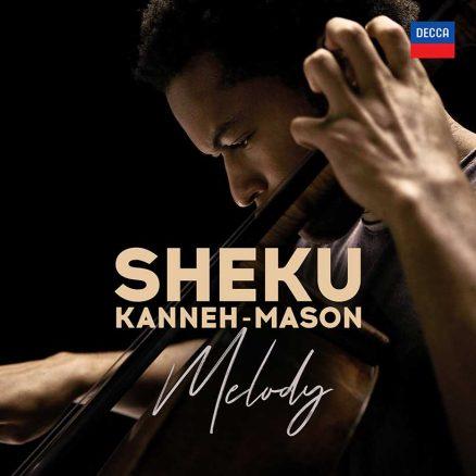 Sheku Kanneh-Mason Melody single cover