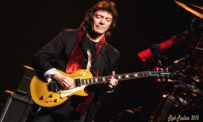 Steve Hackett photo Rick Pauline