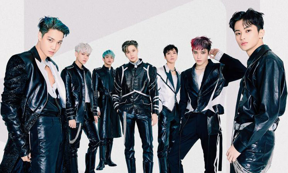 SuperM Will Debut New Songs In Cutting-Edge Broadcast | uDiscover