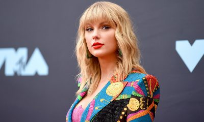 Taylor Swift photo by Jamie McCarthy/Getty Images for MTV