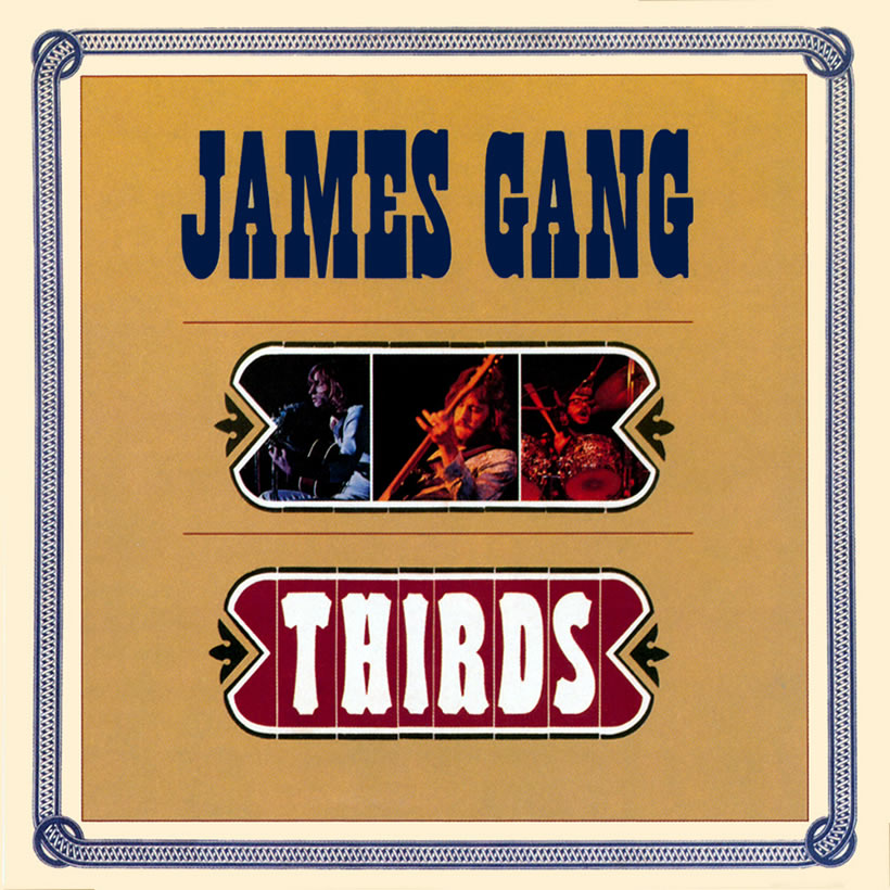 Thirds James Gang