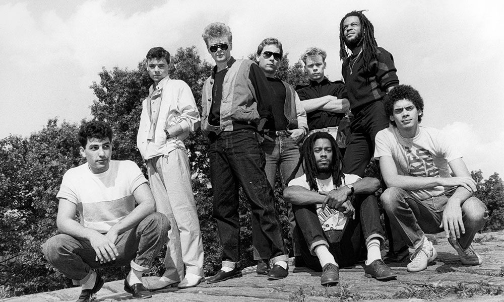 UB40 photo by Ebet Roberts and Redferns