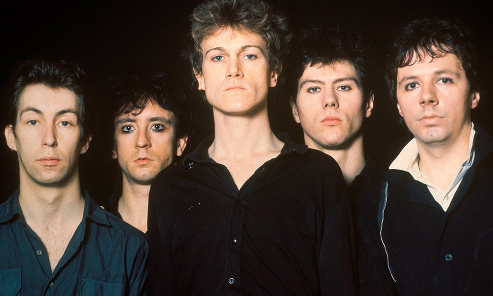 Ultravox photo by Estate Of Keith Morris and Redferns