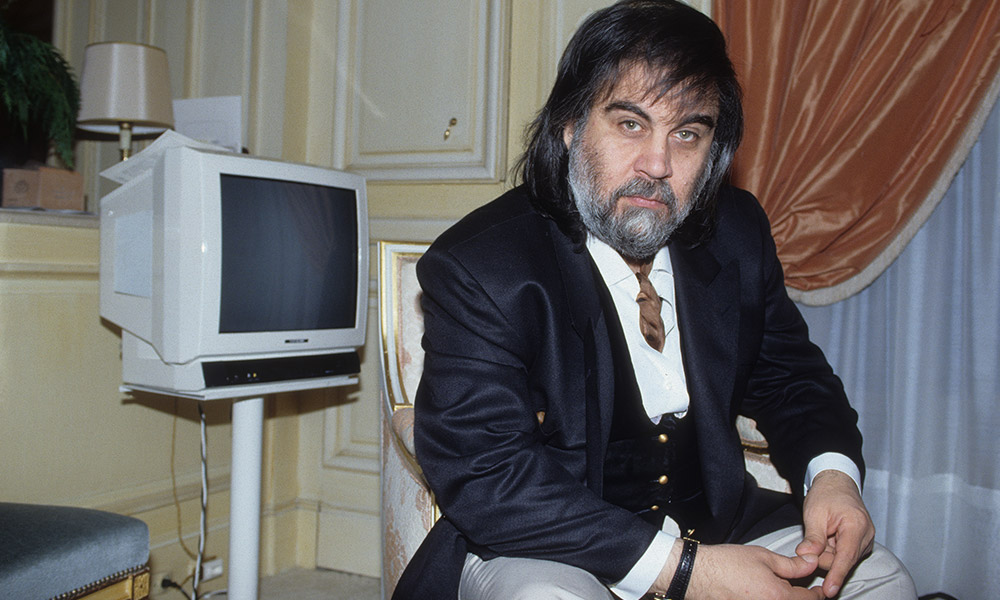 Vangelis photo by Rob Verhorst and Redferns