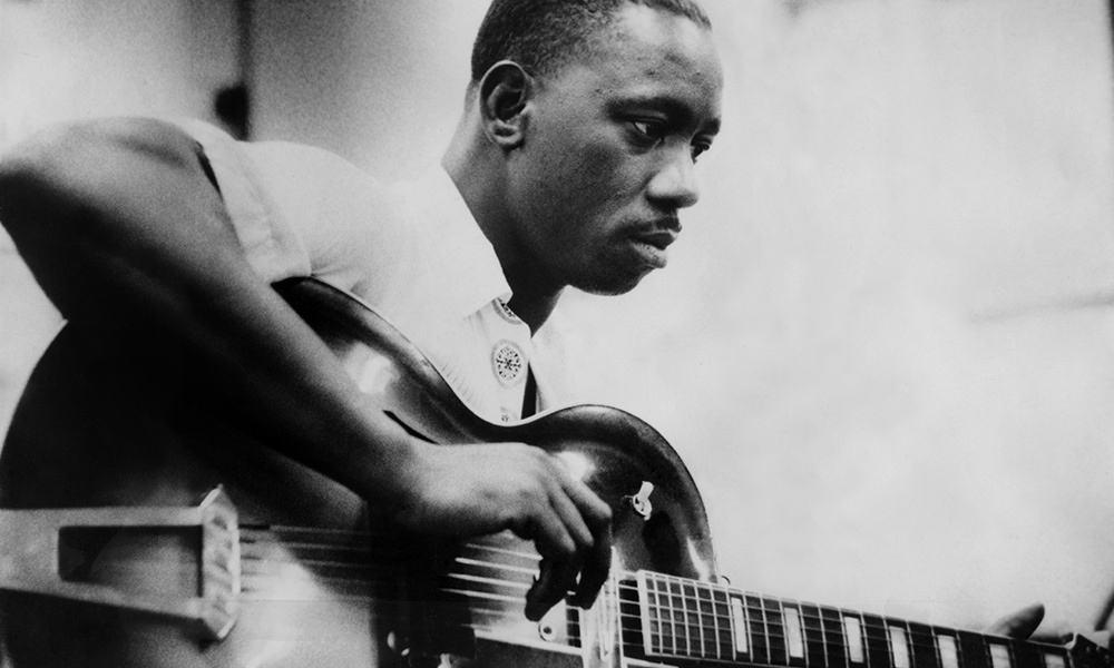 Wes Montgomery Legendary Influential Jazz Guitarist Udiscover Music