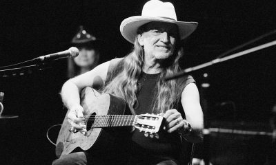 Willie Nelson photo by Frans Schellekens and Redferns