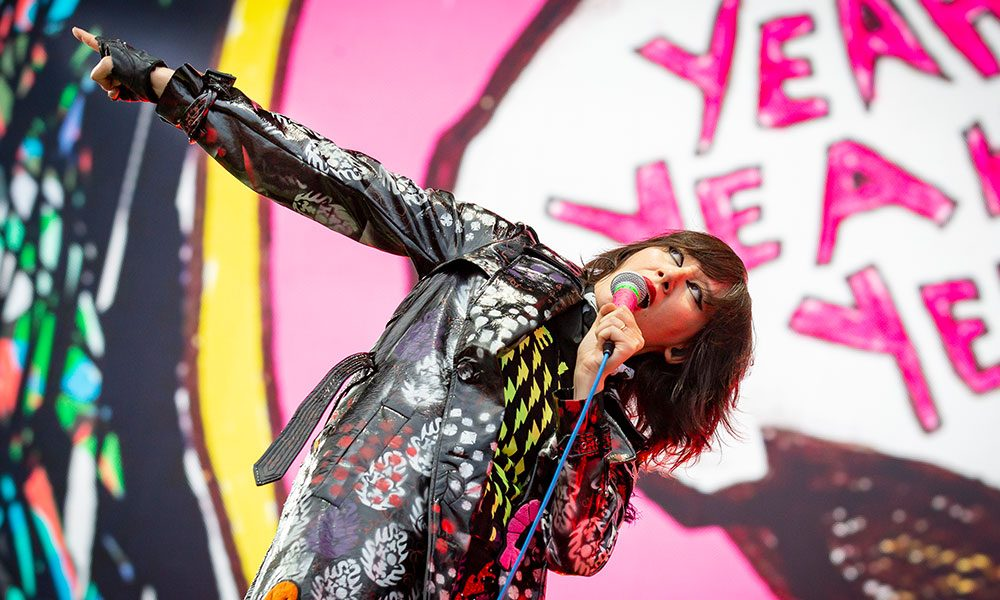 Yeah Yeah Yeahs photo by Mark Horton and Getty Images