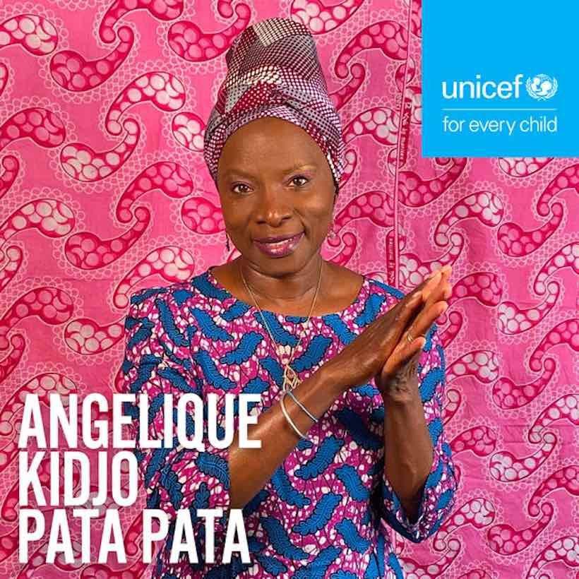 Angélique Kidjo Pata Pata