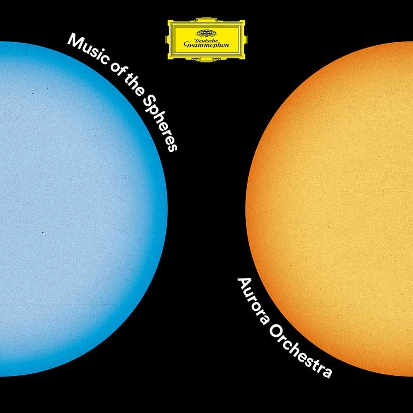 Aurora Orchestra Music Of The Spheres cover
