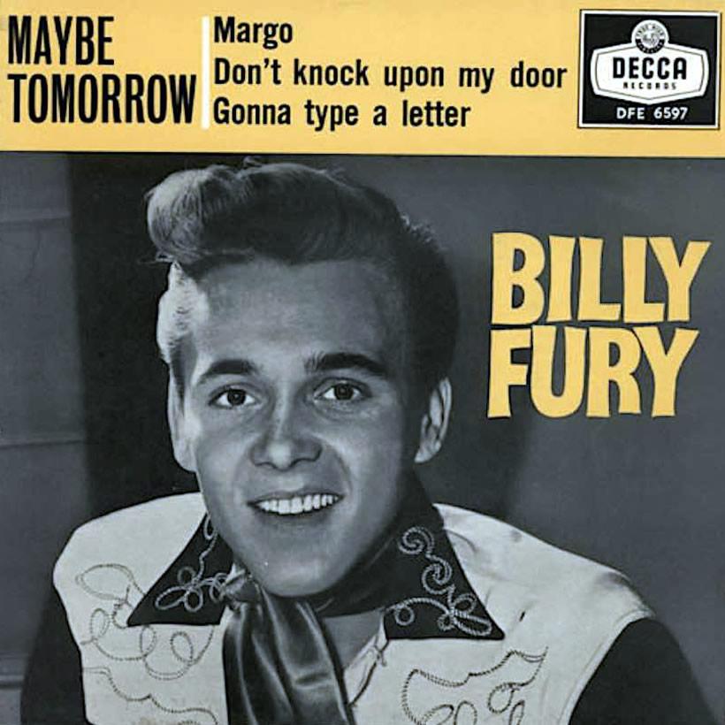 Billy Fury Maybe Tomorrow Margo