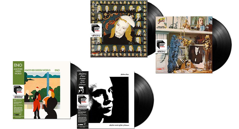 Brian Eno Half-Speed Masters Giveaway