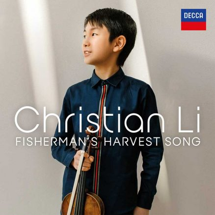 Christian Li Fishermans Harvest Song
