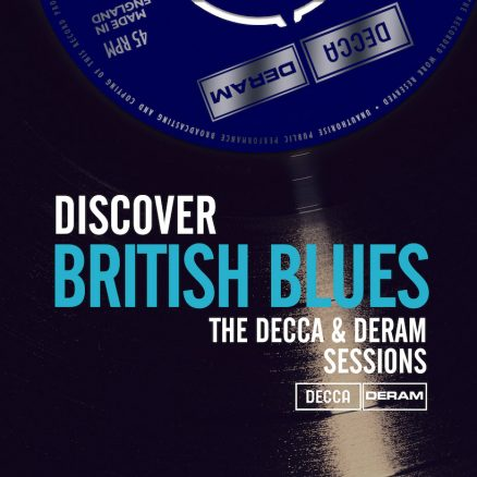 Discover British Blues